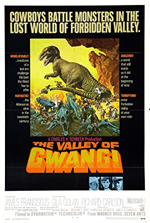 The Valley of Gwangi Poster Image