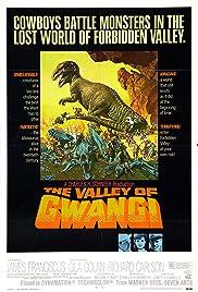 The Valley of Gwangi (1969) 720p