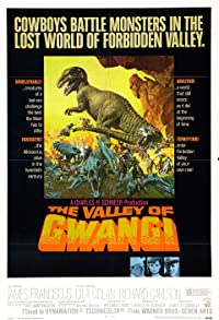 Primary photo for The Valley of Gwangi