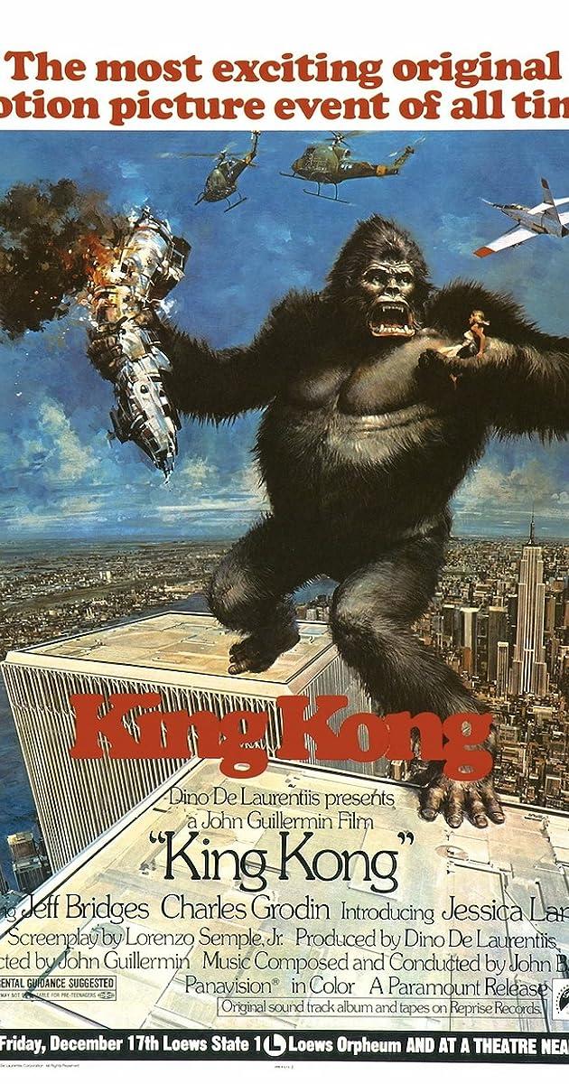 Subtitle of King Kong