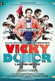 Ayushmann Khurrana in Vicky Donor (2012)