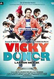 Vicky Donor (2012) HDRip Hindi Movie Watch Online Free