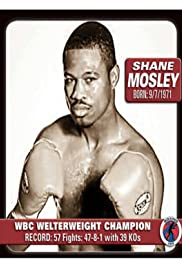 Sugar Shane Mosley After Party Poster