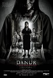 Danur I Can See Ghosts Poster