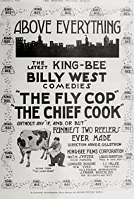 Billy West in The Chief Cook (1917)