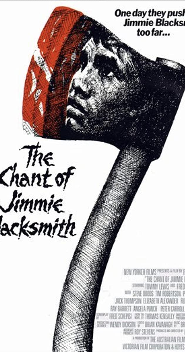 Subtitle of The Chant of Jimmie Blacksmith
