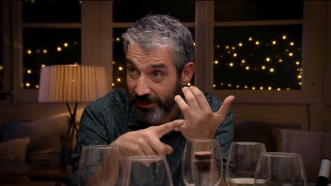 Roger de Gràcia in El sopar (2017)