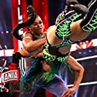 Sasha Banks and Bianca Blair in WrestleMania 37 (2021)