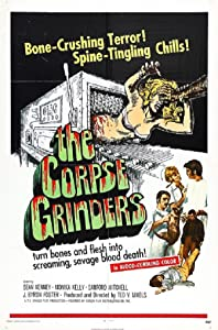 MP4 hd movies downloads The Corpse Grinders by Fabrice A. Zaphiratos [Bluray]