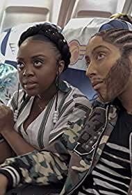 Starr Gilliard, Robin Thede, and Quinta Brunson in Why Are Her Pies Wet, Lord? (2019)