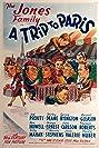 A Trip to Paris (1938) Poster