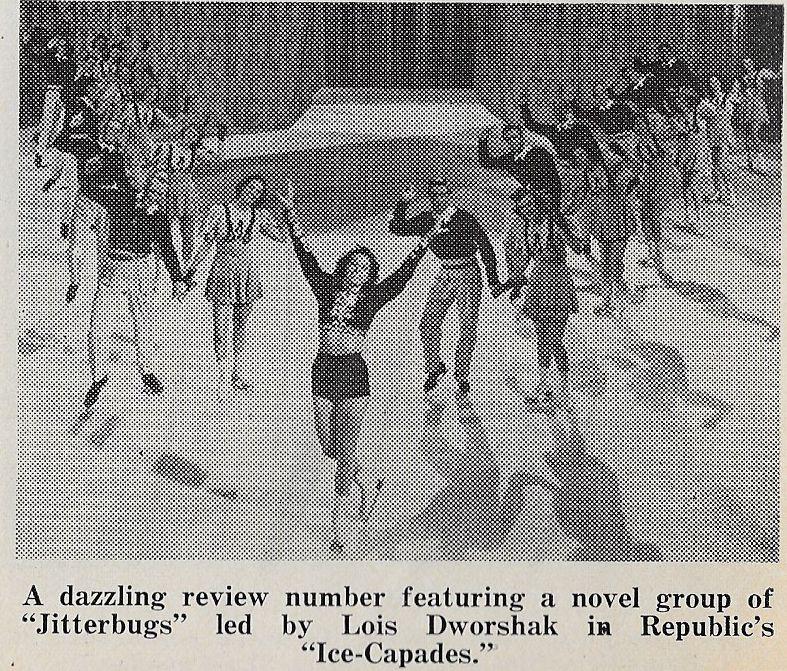 Lois Dworshak in Ice-Capades (1941)