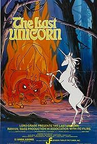 Mia Farrow in The Last Unicorn (1982)