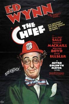 Ed Wynn in The Chief (1933)