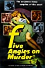 Five Angles on Murder (1950) Poster