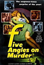 Five Angles on Murder Poster