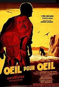 Oeil pour oeil (1957) Poster - Movie Forum, Cast, Reviews