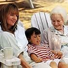 Diane Keaton, Asia Vieira, and Teresa Wright in The Good Mother (1988)