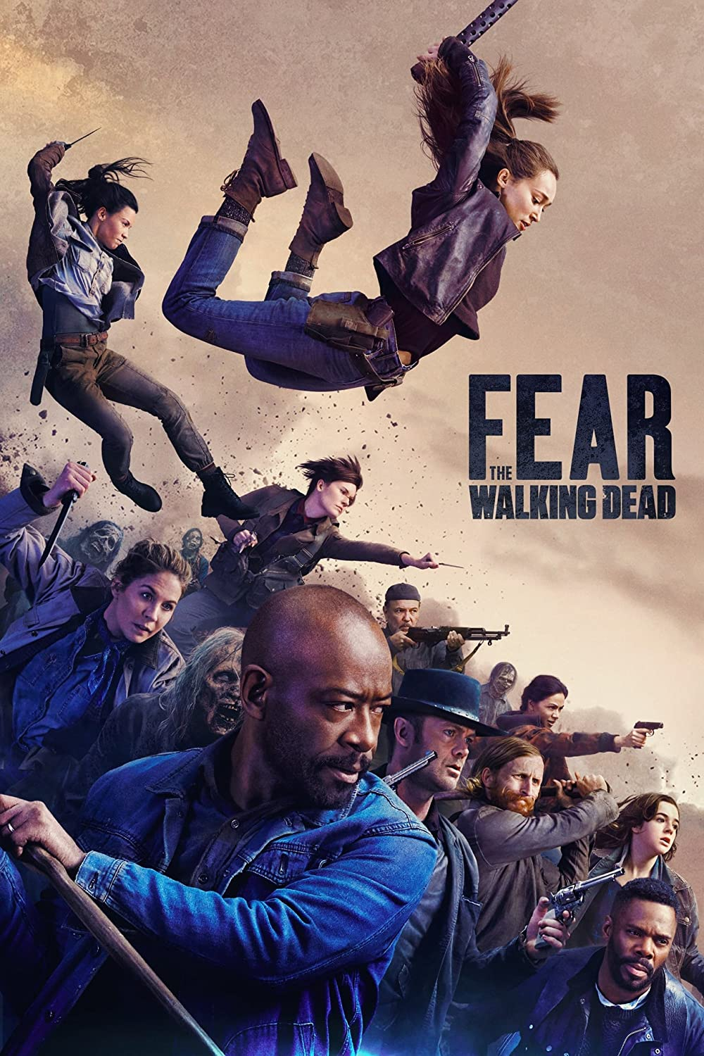 Fear the Walking Dead 2020 S06 Complete AMZN Series Hindi Dual Audio 480p, 720p HDRip Download
