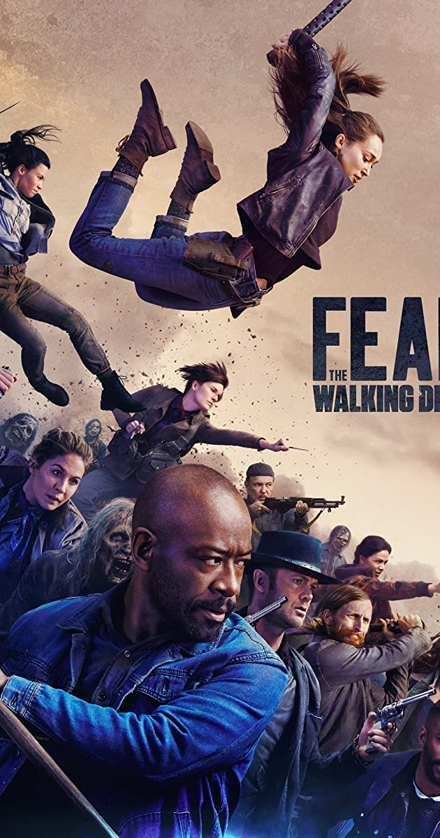 Fear The Walking Dead 2015 News Imdb