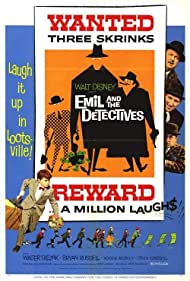 Emil and the Detectives (1964) Poster - Movie Forum, Cast, Reviews