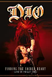 Dio: Finding the Sacred Heart - Live in Philly 1986 Poster
