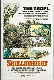 Skullduggery (1970) Poster - Movie Forum, Cast, Reviews