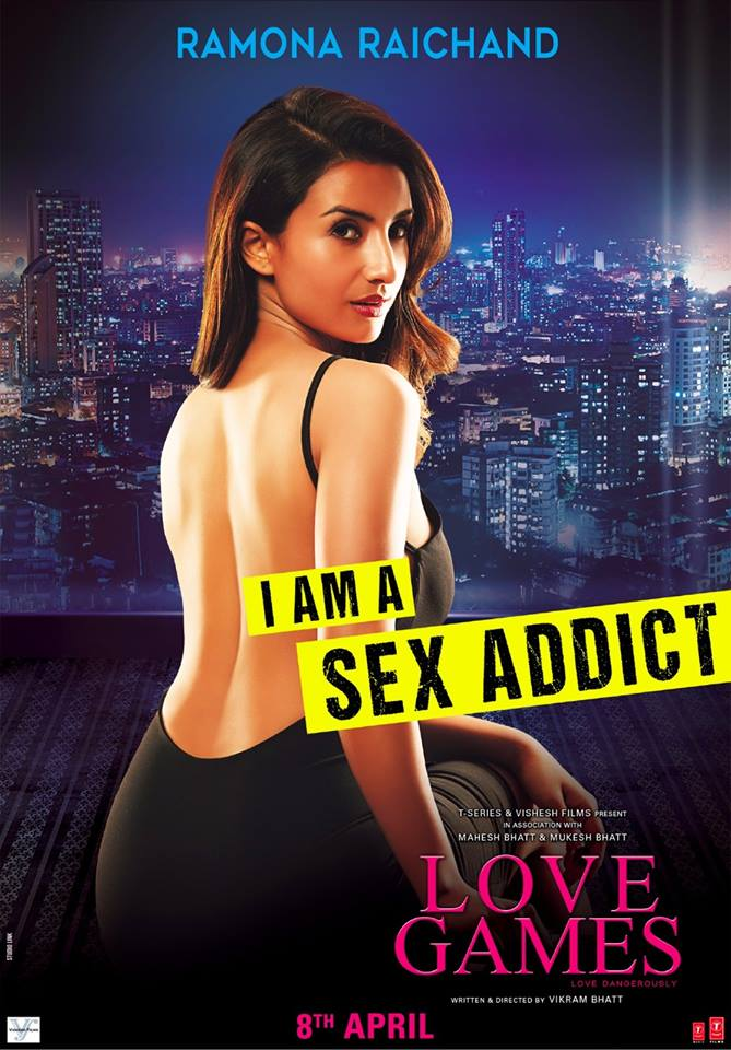 Love Games (2016) Hindi 720p DVDRip x264 900MB ESubs