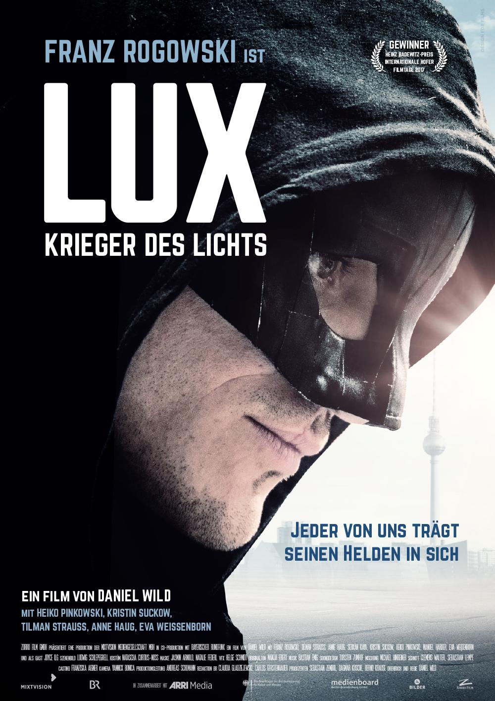 Lux: Krieger des Lichts (2018) - IMDb