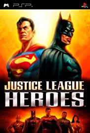Justice League Heroes (2006) Poster - Movie Forum, Cast, Reviews