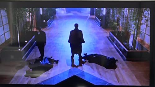 Johnny Mnemonic 1995 philip moran in scene
