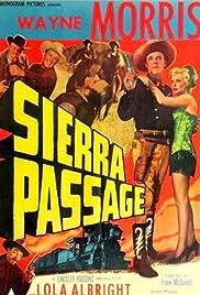 Sierra Passage Poster