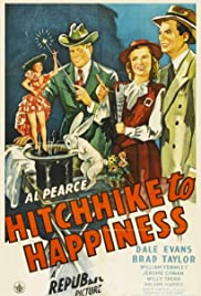 Hitchhike to Happiness Poster