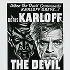 Boris Karloff in The Devil Commands (1941)