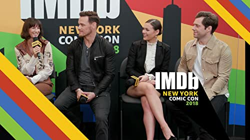"""Stars of the Show Talk """"Outlander"""" Babies"""