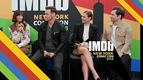 "Stars of the Show Talk ""Outlander"" Babies"