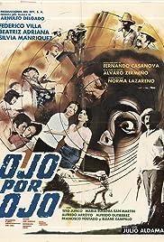 Ojo por ojo Poster