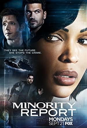 Where to stream Minority Report