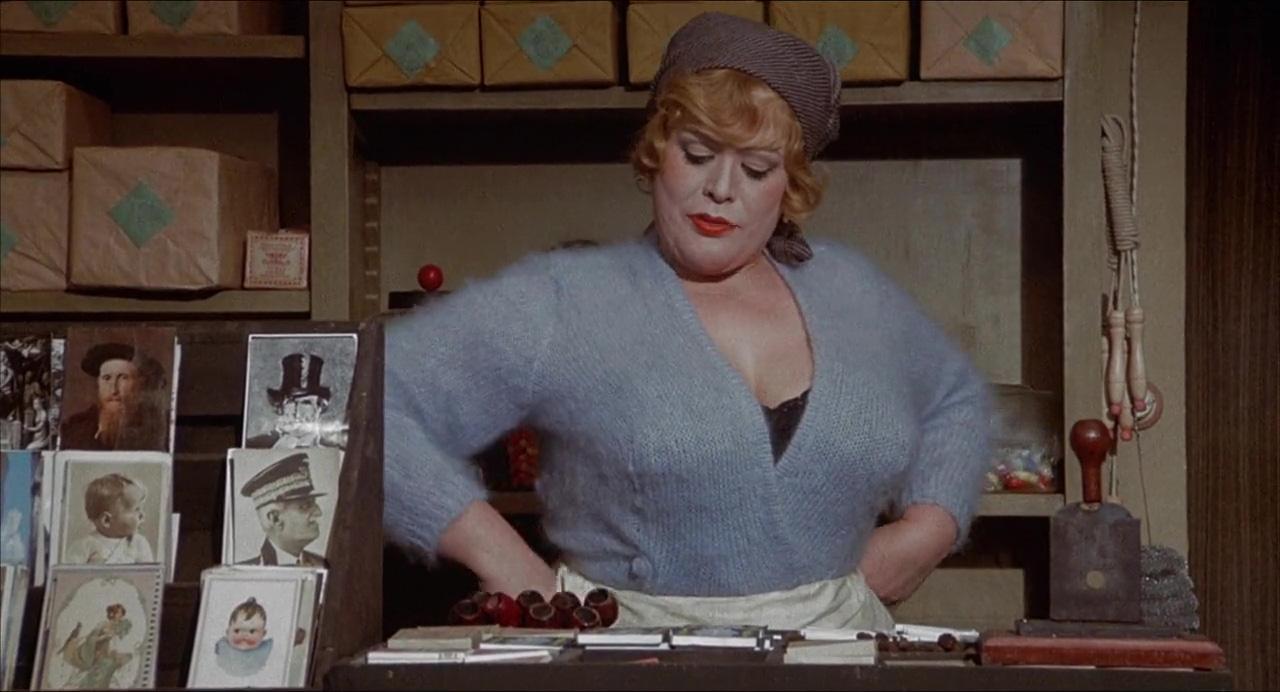 Amarcord, dri. Federico Fellini, 1973