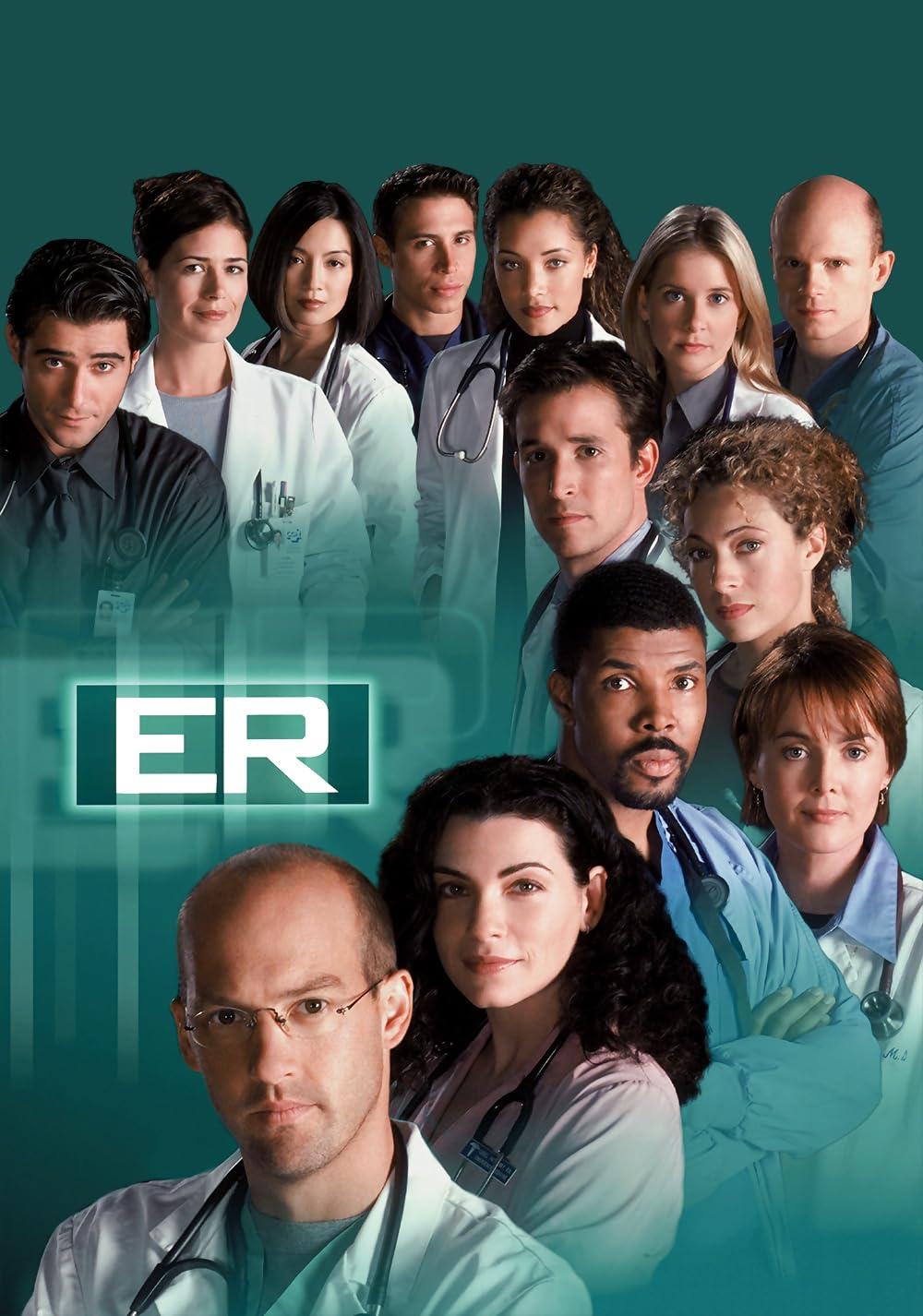 ER (TV Series 1994–2009) - IMDb