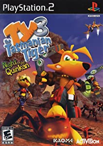 Movie downloads websites list Ty the Tasmanian Tiger 3: Night of the Quinkan Australia [720x576]