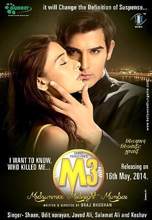 M3 - Midsummer Midnight Mumbai movie, song and  lyrics