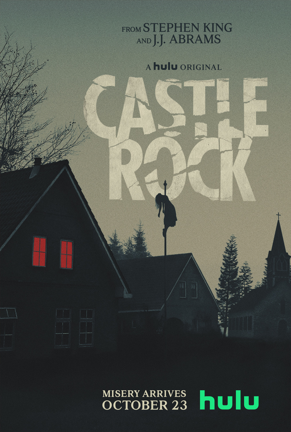 Castle Rock (2018–) English WEB-DL - 720P - x264 - 2.6GB - Download & Watch Online  Movie Poster - mlsbd