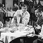 Branimir Brstina, Petar Kralj, Goran Sultanovic, Aljosa Vuckovic, and Velimir 'Bata' Zivojinovic in Drugarica ministarka (1989)