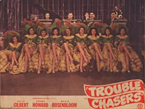 Lew Landers Trouble Chasers Movie