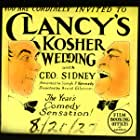 Will Armstrong and George Sidney in Clancy's Kosher Wedding (1927)