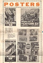 The Cheyenne Kid Poster