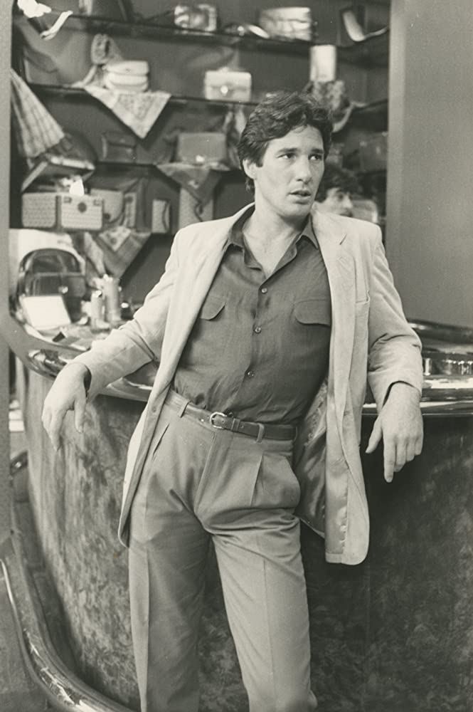 42770df816c The company expanded to the US in 1979 and gained global attention for  designing Richard Gere's clothing in his 1980 film