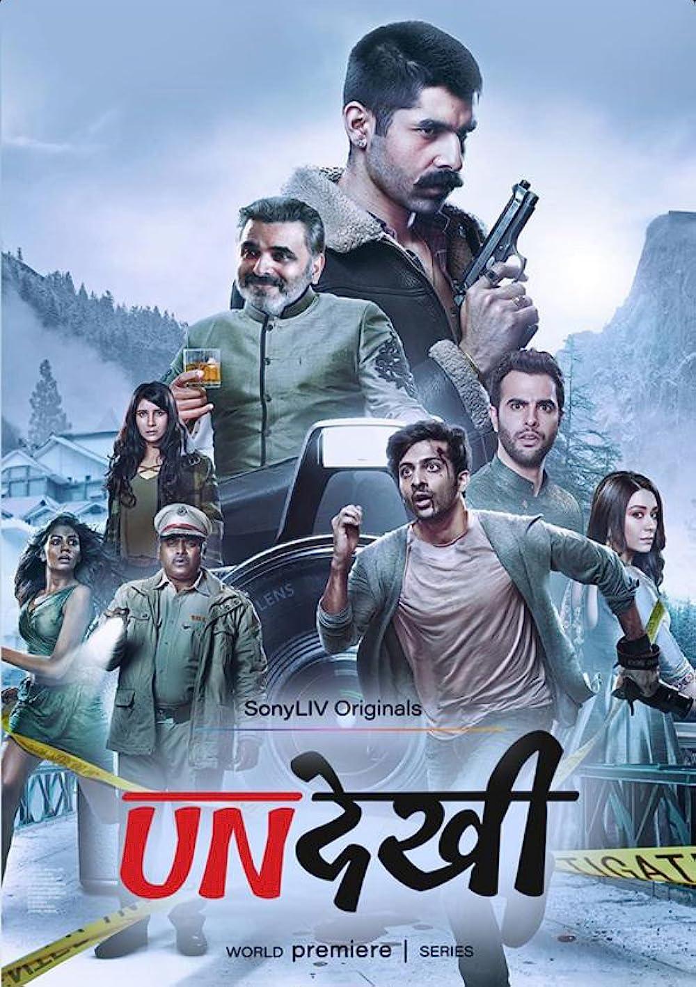 Undekhi (TV Series 2020– ) - IMDb