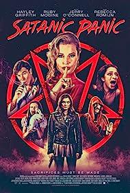 Satanic Panic (2019) Poster - Movie Forum, Cast, Reviews